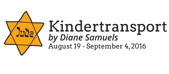 Kindertransport banner