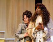 Elmire and Orgon in Tartuffe